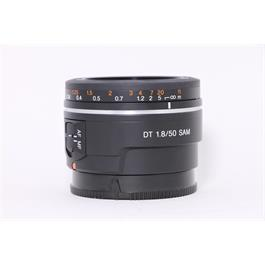 Used Sony 50mm F/1.8 SAM thumbnail