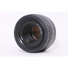 Used Sony 50mm F/1.8 SAM Thumbnail Image 1