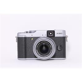Used Fujifilm X20 thumbnail