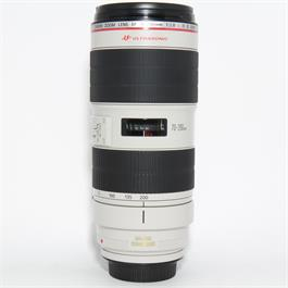Canon Used 70-200mm f/2.8L IS II USM Lens thumbnail