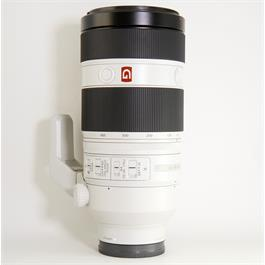 Used Sony 100-400mm F/4.5-5.6 GM OSS FE Thumbnail Image 2