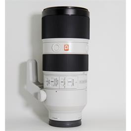 Used Sony 70-200mm F/2.8 GM OSS FE thumbnail