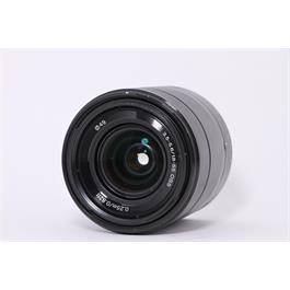 Used Sony 18-55mm F/3.5-5.6 OSS Thumbnail Image 1