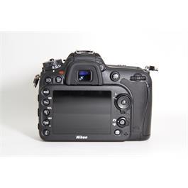Used Nikon D7200 Body Thumbnail Image 2