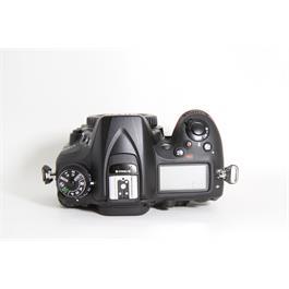 Used Nikon D7200 Body Thumbnail Image 4