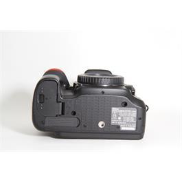 Used Nikon D7200 Body Thumbnail Image 5