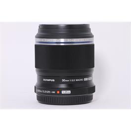 Used Olympus 30mm f/3.5 Macro thumbnail