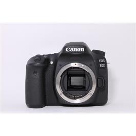 Used Canon EOS 80D body thumbnail