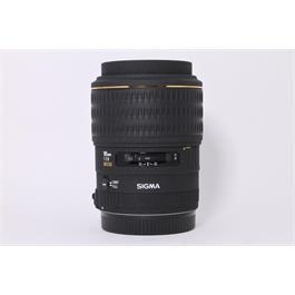Used Sigma 105mm F/2.8 EX DG Macro thumbnail