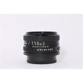 Used Canon 50mm F1.8 FD thumbnail