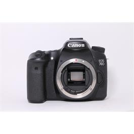 Used Canon EOS 70D thumbnail