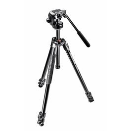 Manfrotto 290 Xtra Aluminium Tripod and 2-Way Head Kit thumbnail