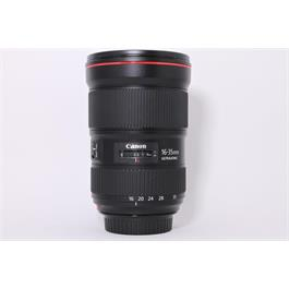 Used Canon 16-35mm F/2.8L USM III thumbnail