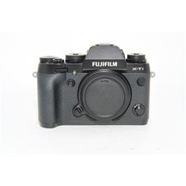 Fujifilm Used Fuji X-T1 Body Black Thumbnail Image 0