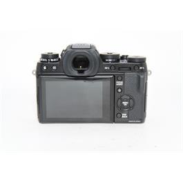Fujifilm Used Fuji X-T1 Body Black Thumbnail Image 1