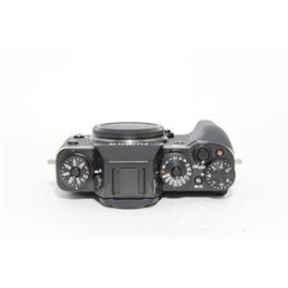 Fujifilm Used Fuji X-T1 Body Black Thumbnail Image 4