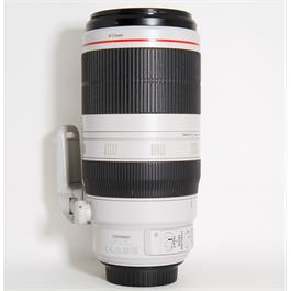 Used Canon 100-400mm F4.5-5.6L IS USM II thumbnail