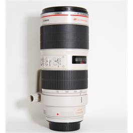 Used Canon 70-200mm F/2.8L IS USM II thumbnail