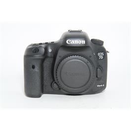 Canon Used EOS 7D Mark II Body thumbnail