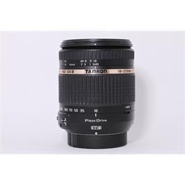 Used Tamron 18-270mm f/3.5-6.3 thumbnail