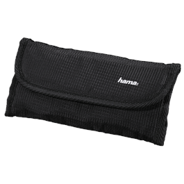 Hama Rexton Camera Filter Case, black thumbnail