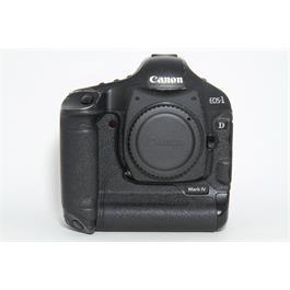 Used Canon 1D Mark IV Body thumbnail