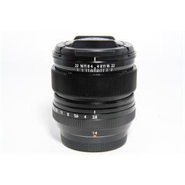 Fujifilm Used Fuji XF 14mm f/2.8 R Lens thumbnail