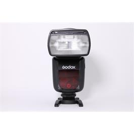 Used Godox V860ii with trigger Canon fit thumbnail
