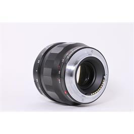 Used Voigtlander 50mm F1.2 Nokton E Thumbnail Image 2