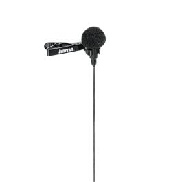 "Hama ""LM-09"" Lavalier Clip Microphone  thumbnail"