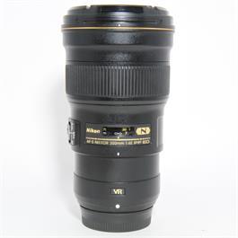 Used Nikon AF-s 300mm f/4E PF VR Lens thumbnail