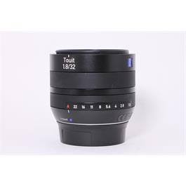 Used Zeiss Touit 32mm f/1.8 Fuji X-Mount thumbnail