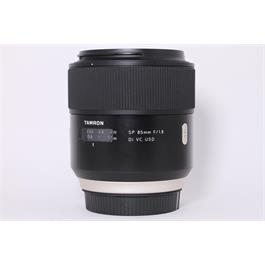 Used Tamron 85mm F/1.8 Di VC USD thumbnail
