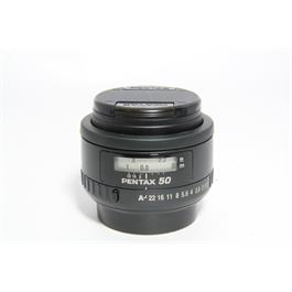 Used Pentax 50mm f/1.4 Lens thumbnail
