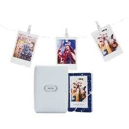 Fujifilm Instax Mini Link Printer Bundle - Ash White thumbnail