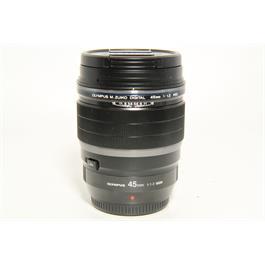 Used Olympus 45mm f/1.2 PRO Lens thumbnail