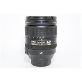 Used Nikon 24-120 f/4G VR ED Lens thumbnail