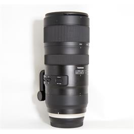 Used Tamron 70-200mm F2.8 VC G2 Canon thumbnail