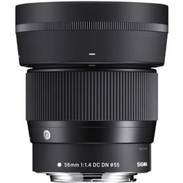 Sigma 56mm f/1.4 Lens DC DN Contemporary - Canon M Fit thumbnail