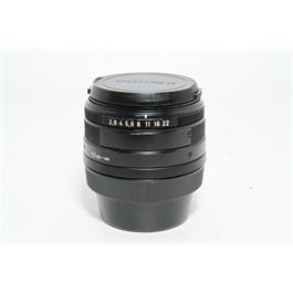 Used Contax G Zeiss Biogon T* 28mm f2.8 thumbnail