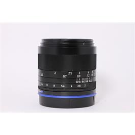 Used Zeiss Loxia 50mm F/2 E mount thumbnail