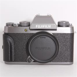 Used Fujifilm X-T100 Body - Silver thumbnail