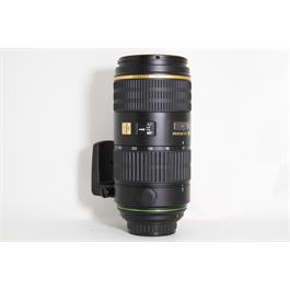 Used Pentax 60-250mm F4 SMC DA ED IF SDM thumbnail