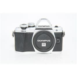 Used Olympus E-M10 Mark II Body Silver thumbnail