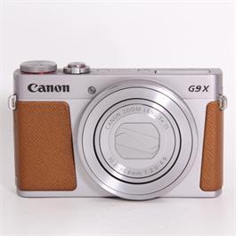 Used Canon G9 X thumbnail