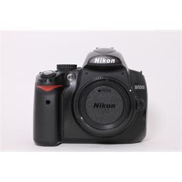 Used Nikon D5000 body thumbnail