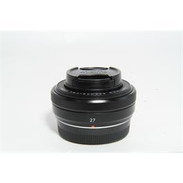 Fujifilm Used Fuji XF 27mm f/2.8 Lens thumbnail