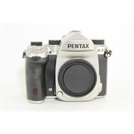 Used Pentax K-1 Body Limited Silver thumbnail