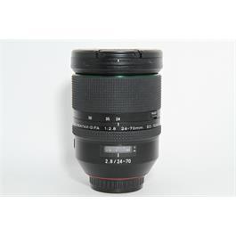 Used Pentax 24-70mm f/2.8 FA SDM WR Lens thumbnail