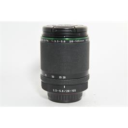 Used Pentax HD 28-105mm f/3.5-5.6 D-FA thumbnail